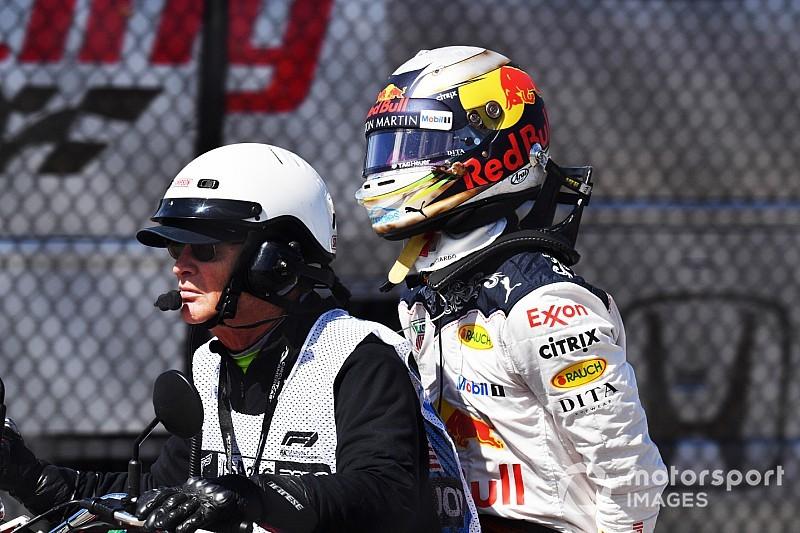 Ріккардо «пробив кулаком стіну» після сходу на Гран Прі США