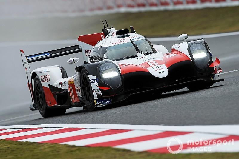 El Toyota de Alonso, Buemi y Nakajima arranca liderando en Shanghai
