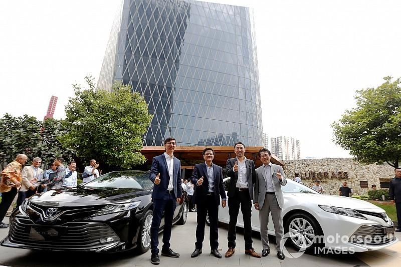 Toyota All New Camry, lebih mewah dan agresif
