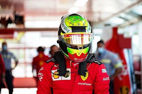 Grosjean szavai a helyére érkező Mick Schumacherhez