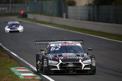 Zolder DTM: Habsburg takes shock pole from Rast