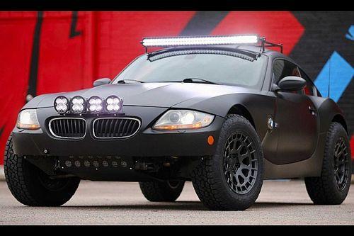 BMW Z4 M Coupé da safari? L'hanno fatta davvero (e la vendono)