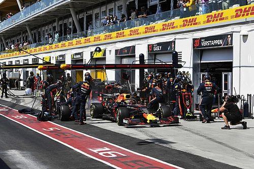 Die schnellsten Boxenstopps der Formel 1 2019