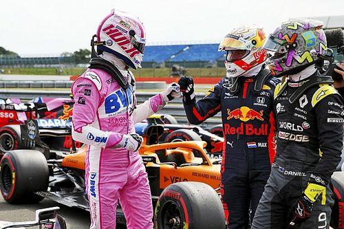 "Verstappen: ""Estoy muy feliz por Hulkenberg"""