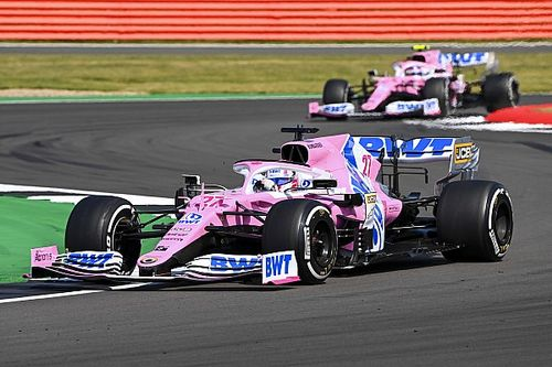 F1: Racing Point apresenta recurso contra punição; Williams sai do caso