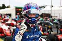 Primera victoria de Smolyar en Silverstone; Piastri no puntúa