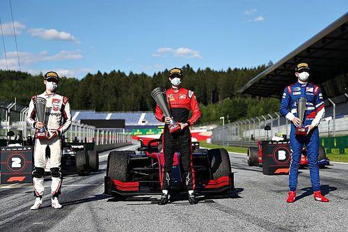 Comment va se dérouler le podium du GP d'Autriche