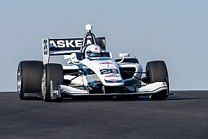 COTA Indy Lights Race 1: Askew dominates ahead of titanic scrap