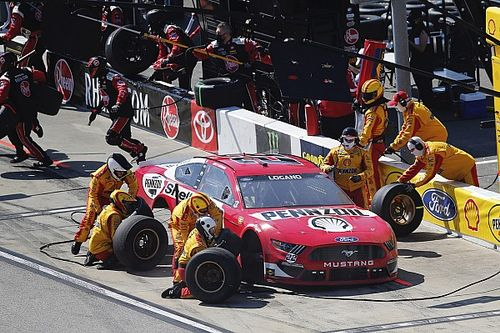 Joey Logano's crew chief suspended for Dover by NASCAR