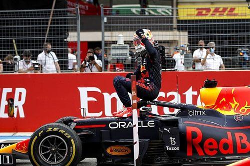 """Verstappen: """"No quiero hablar de revancha; no se lo esperaban"""""""