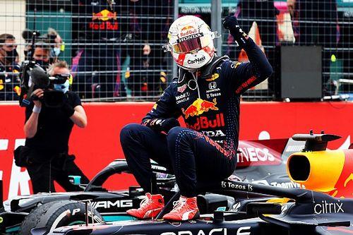 法国大奖赛:维斯塔潘最后时刻超越汉密尔顿,抢走胜利