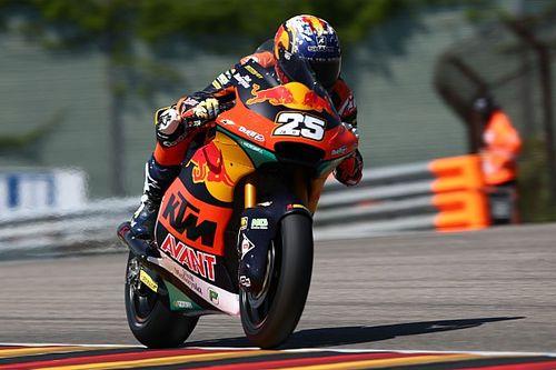Moto2ドイツ予選:フェルナンデスがレコード更新タイムでPP。小椋藍8番手スタート
