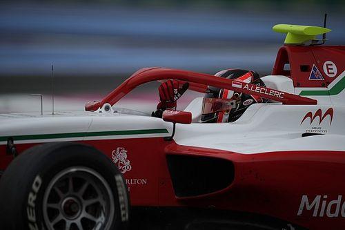 F3 Zandvoort: Leclerc, Sargeant'ın önünde bu yılki ikinci zaferini aldı