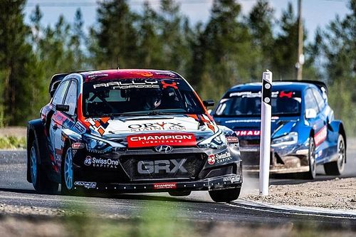 Niclas Gronholm targets World RX title on return with father's team