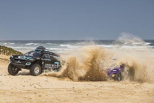 Rosberg X Racing repitió victoria en el Ocean XPrix