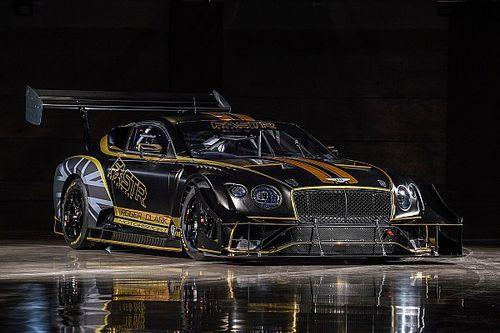 A Bentley ezzel a brutális Continental GT3-mal indul a Pikes Peaken