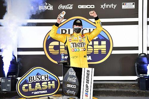 NASCAR to run 2022 preseason Clash at the LA Coliseum