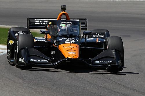 O'Ward: Pole a result of hustling a car with perfect balance