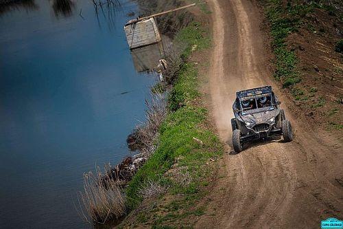 Zagraniczny sukces Kamena Rally Team