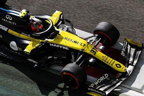 Ocon s'est trop concentré sur son pilotage, pas assez sur la Renault