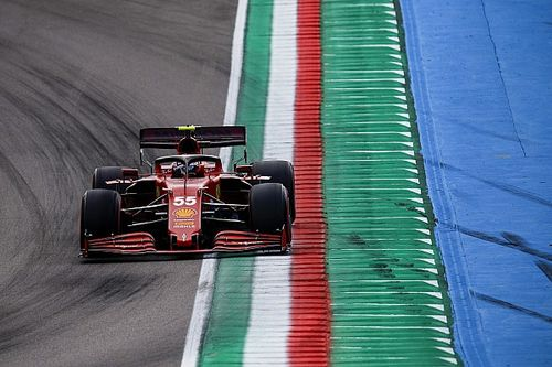 "Ferrari's Imola practice pace ""not a shock"" to Norris"