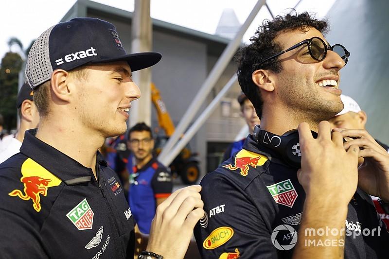 Ricciardo bizakodó a Renault C-specifikációjú motorja miatt
