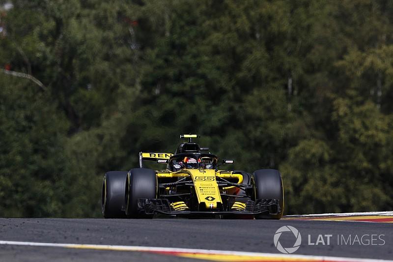 Cambios de motor modifican la parrilla de salida de Bélgica