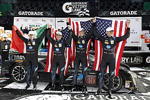 IMSA Race report Daytona 24 Hours: Wayne Taylor Cadillac scores controversial win