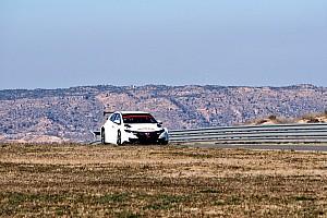 WTCC Test Primi test per la Honda ad Aragón