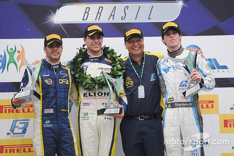 De ponta a ponta, Iorio vence corrida 1 em Interlagos