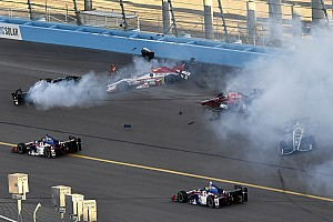 IndyCar Breaking news Andretti quartet floored by second disastrous weekend
