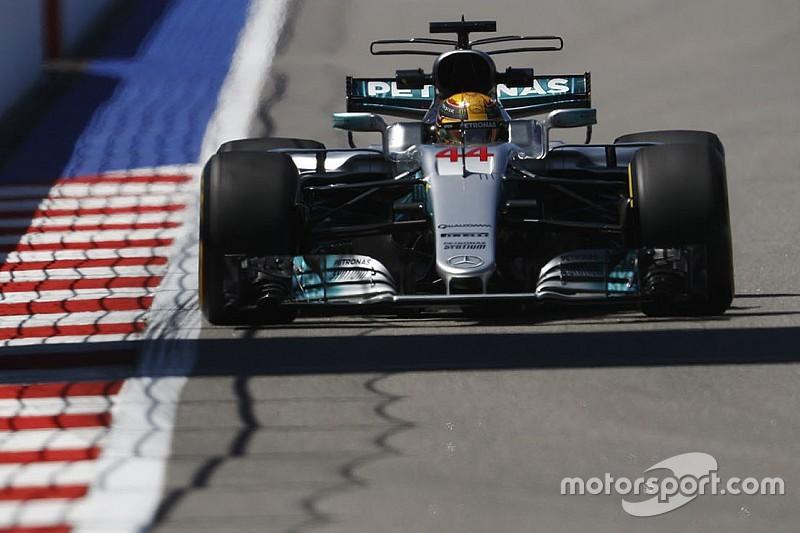 Hamilton répond à Vettel: