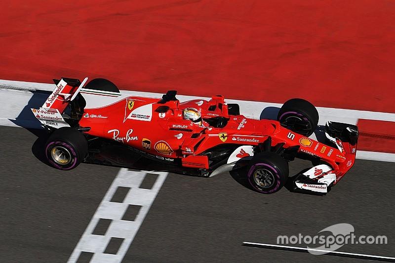 【F1ロシアGP】FP3:メルセデス苦戦は本物? フェラーリ再びの1−2