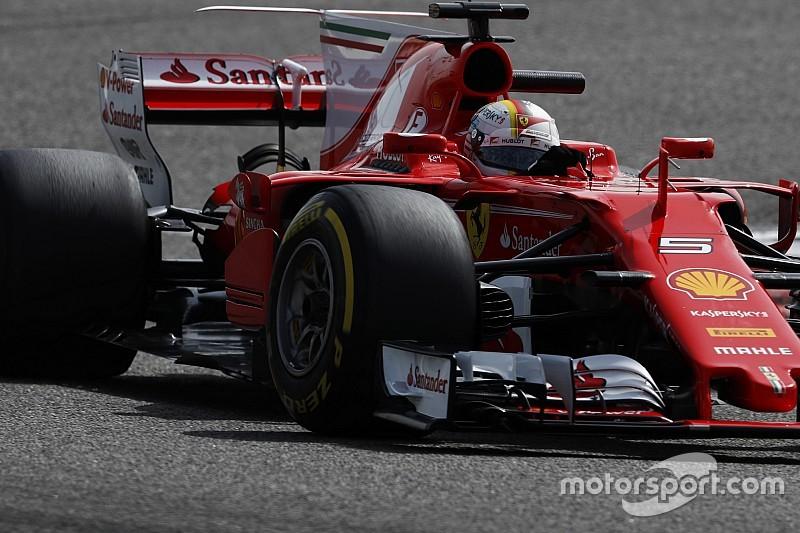 Vettel ne craint pas que la Russie pose problème à Ferrari