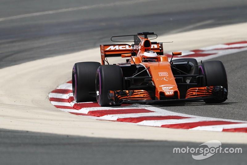 Vandoorne: McLaren n'a toujours