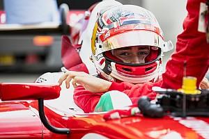 FIA F2 Preview Leclerc vise le titre dès Jerez