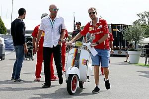 Fotogallery: piloti e team arrivano a Monza per il GP d'Italia di F.1