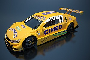Stock Car Brasil Últimas notícias Cacá Bueno terá pintura da Lotus de Senna em Sta Cruz do Sul