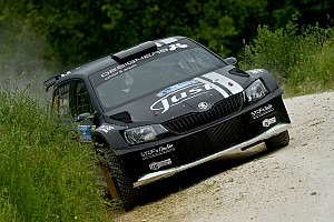 WRC Ultime notizie Luca Hoelbling correrà al Rally di Svezia con una Skoda di S.A. Motorsport