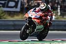 Rossi Brno'da Ducati tehdidinden endişeli