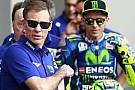 """Yamaha: """"Aanblijven Rossi afhankelijk van onze prestaties"""""""