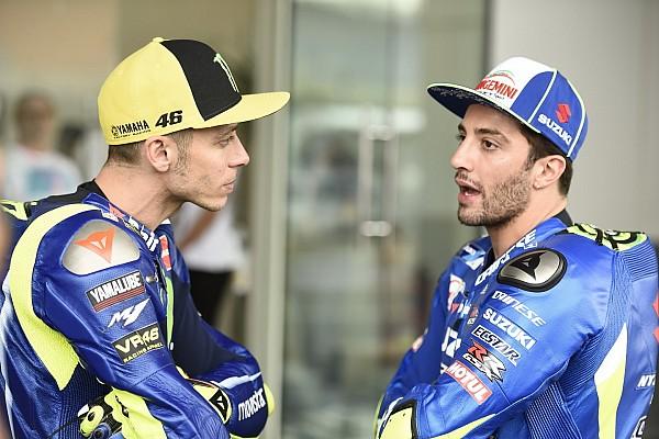 MotoGP MotoGP-Sieg in Australien verpasst: Rossi sieht Schuld bei Iannone