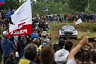 El Rally de Polonia fuera del calendario de 2018