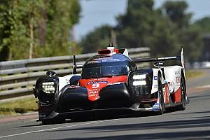 24 heures du Mans Actualités Confus, Toyota fait profil bas et promet de revenir