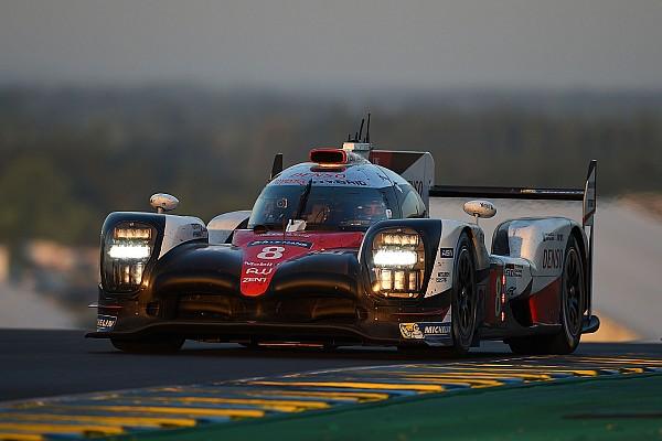 Jarvis: Defektserie in Le Mans