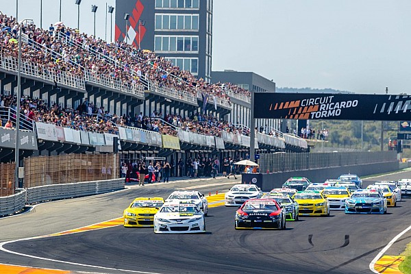 NASCAR-Euroserie Valencia: Borja Garcia mit Doppelsieg