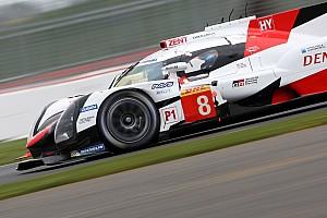 WEC Отчет о тренировке Toyota на две секунды опередила Porsche во второй тренировке