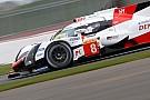 Toyota на две секунды опередила Porsche во второй тренировке