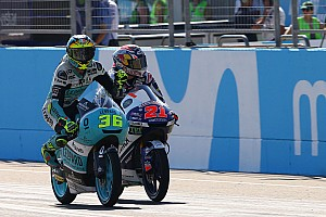 Moto3 Résumé de course Joan Mir s'offre une huitième victoire cette saison