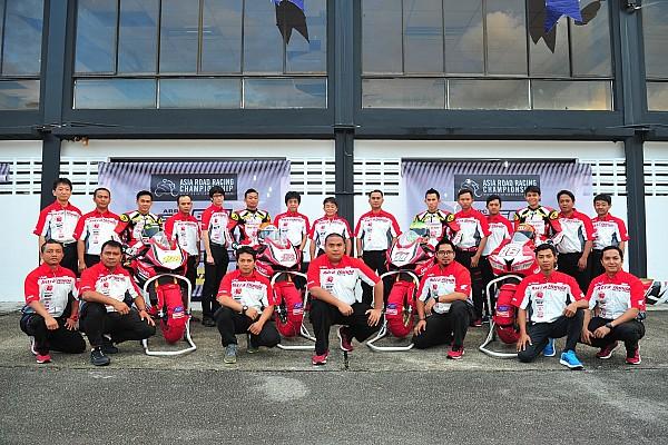 ARRC Breaking news Astra Honda Racing Team kunci titel ARRC 2017